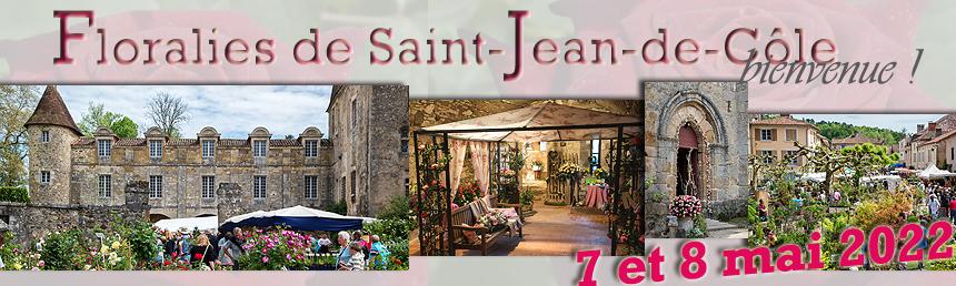 Floralies - Saint-Jean de Côle - Fête de la fleur en Dordogne - Sud Ouest